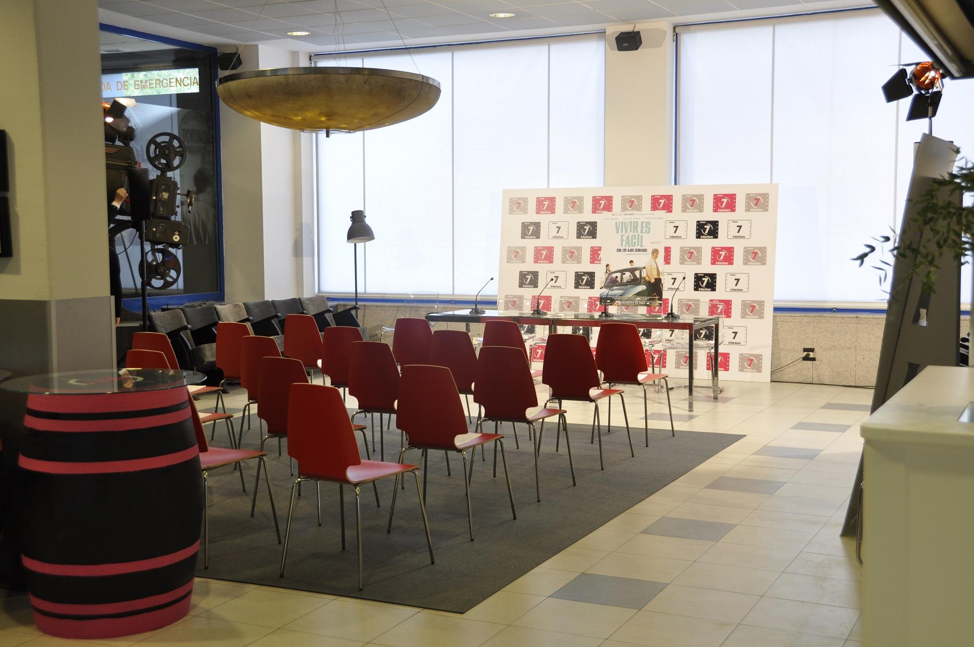 Inauguración Cines 7 Infantes 1