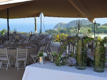 Wedding in Getaria
