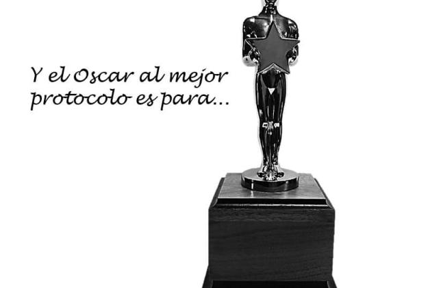 Protocolo en los Oscar 2018